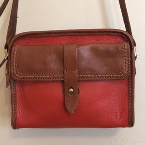 Madewell 1937 leather handbag